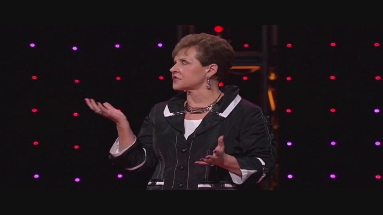 ジョイス・マイヤー - 悪魔の目的を打ち破る パート2 Joyce Meyer - Breaking Satan's Assignment Part2