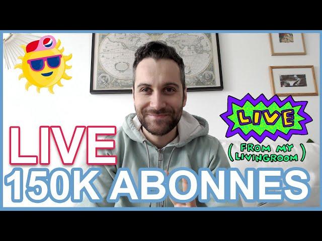 LIVE des 150K - Seb Mellia