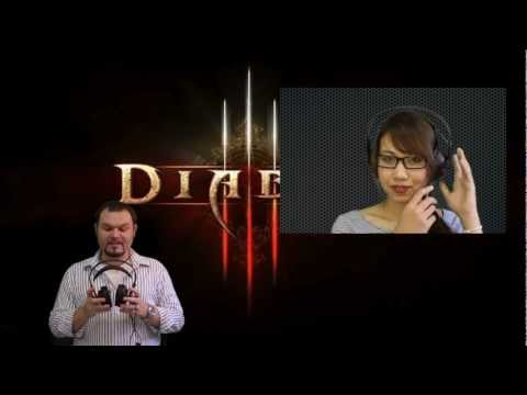 Diablo 3 Headset Full Review from Steelseries