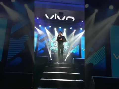 Darren Espanto at the Vivo Dealers' Regional Party (07-20-2017)