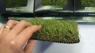 Искусственная трава для дома и декора CCGrass Fine 35(, 2016-02-18T10:21:54.000Z)