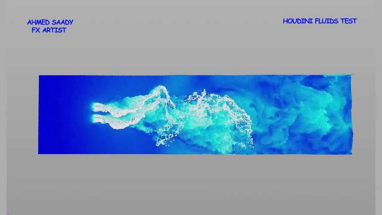 Houdini - Pump Fluids Test