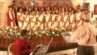 A Mighty Fortress Is Our God- Tiruvalla Choral Society.wmv