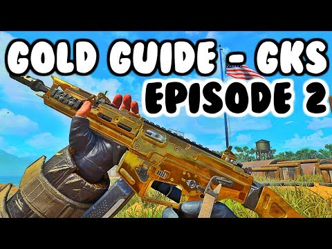 Black Ops 4 Gold Guide - Easy Gold GKS (Diamond SMG tips)