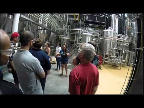 A look inside Dogfish Head Brewery...