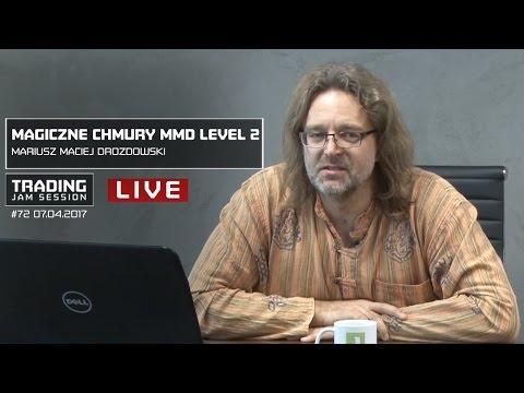 Magiczne chmury MMD Level 2, Mariusz Maciej Drozdowski, #72 Trading Jam Session