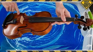 Download Will A Violin Survive Hydro-Dipping? Mp3 and Videos