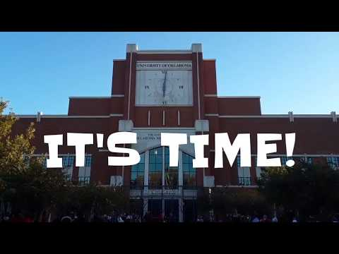 Part 1 | Heisman Trophy Winners - OU Marching Band - Homecoming Video