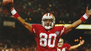 Every Jerry Rice Touchdown of 50+ Yards
