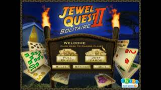 Jewel Quest Solitaire II PC Game Soundtrack OST 5. The Cafe