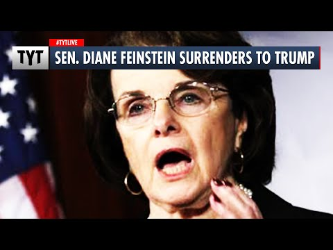 Feinstein Joins the Surrender - Democrats Who Are Planning to Give Up on RBG Seat