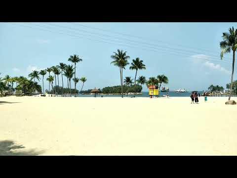 Sentosa Island Singapore ; Infoencer Bonding