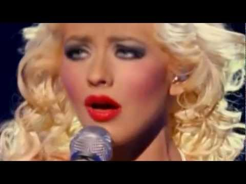 Christina Aguilera AMA 2012 American Music Awards Your Body Make The World Move Live Performance