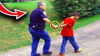 Kid Gets ARRESTED For Playing FORTNITE.. (Unbelievable)