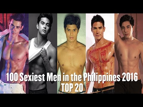 100 Sexiest Men in the Philippines 2016 - Meet the Top 20 - James Reid, Xian Lim, and More! - 동영상