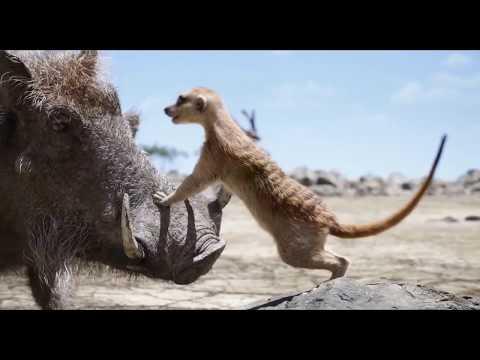 Timón Y Pumba Encuentran A Simba Clip 2019 [Trailer Español FanDub] // The Lion King (2019)