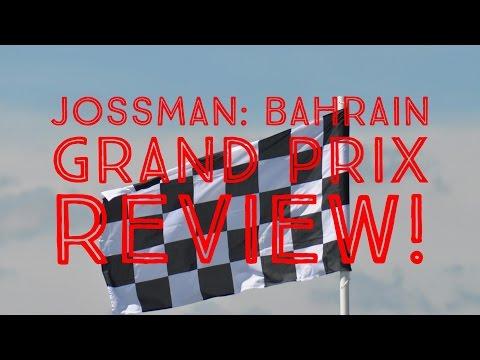 Bahrain Grand Prix Review! (Breaking News; Formula 4 driver loses legs after horrific crash!)