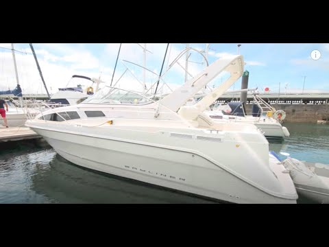 Bayliner 2855 Quot Lizzie J Quot For Sale Youtube