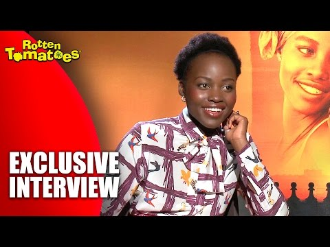 Lupita Nyong'o Shares Her Dreams - Exclusive 'Queen of Katwe' Interview (2016)