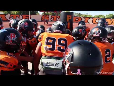 MUST WATCH!!!! PITTSBURG PIRATES IS BEST JUNIOR JV FOOTBALL TEAM IN CALIFORNIA