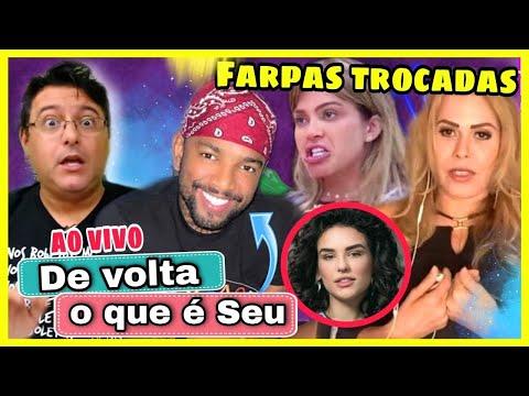 Nego do Borel tem MOTIVOS para Comemorar, Joelma VOLTA para a Banda Calypso, Mirella e Nadja.