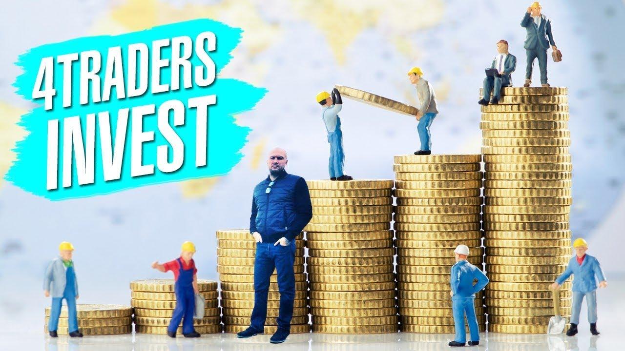 4traders - invest. Инвестиции в реальный сектор.