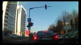 Accident AFI Cotroceni