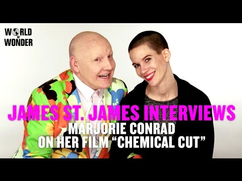 James St. James Interviews Marjorie Conrad About Her Film 'Chemical Cut' at Slamdance