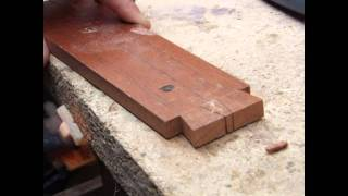 Hand Cutting Dovetails