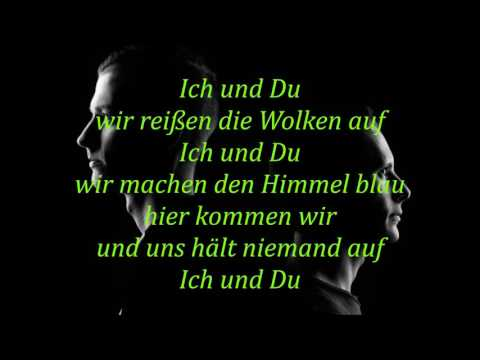 Gestört aber Geil-Ich & Du [Lyrics]