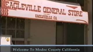 Alturas Modoc County California The Modoc Movie Part 1