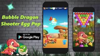 Bubble Dragon - Shooter Egg Pop