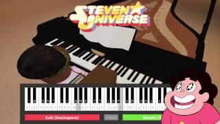 [Roblox Piano Cover] Steven Universe Theme Song