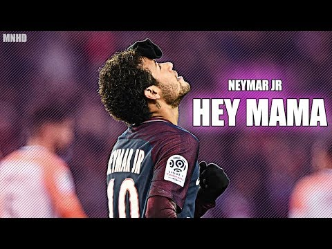 Neymar Jr ►Hey Mama - Mix skills & Goals - HD