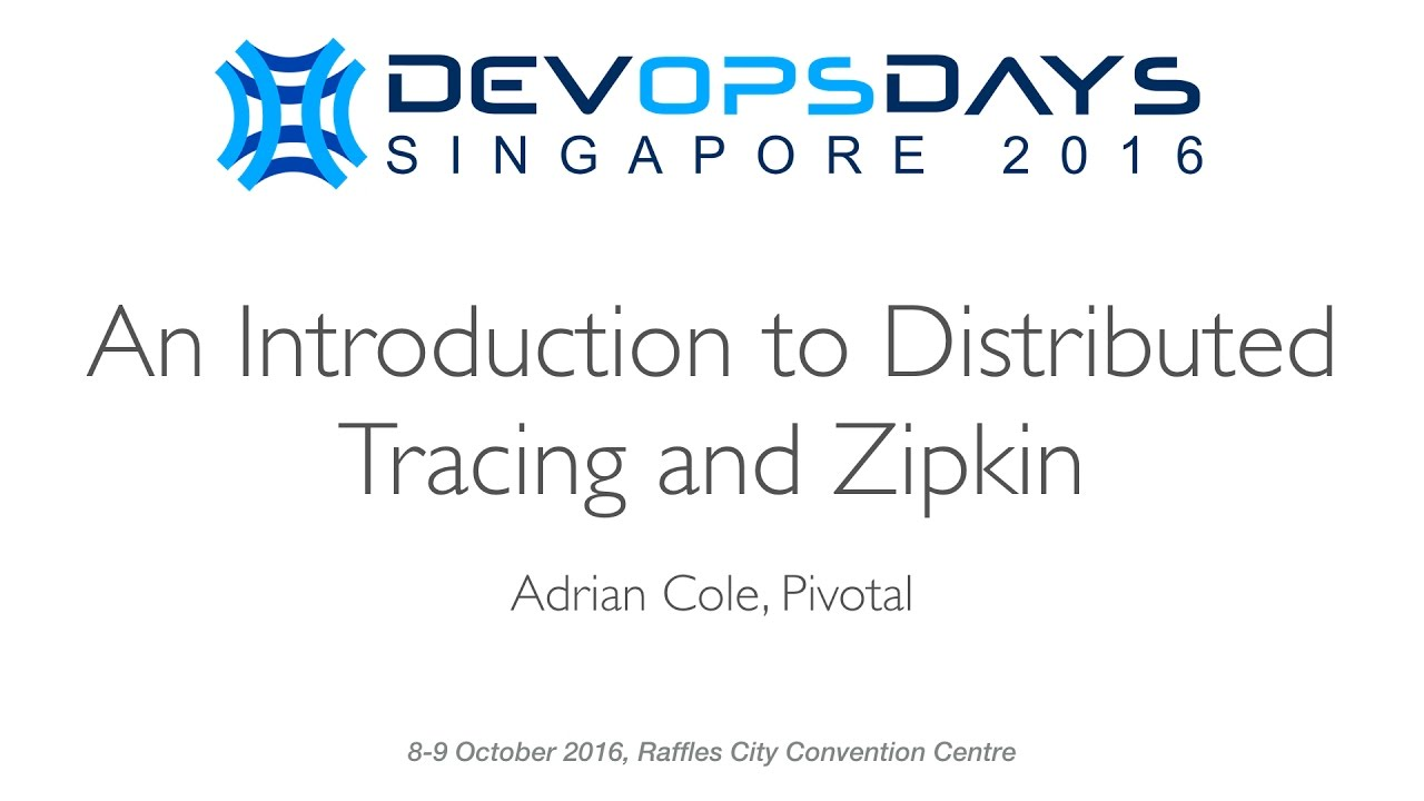 Funny Random Quotes An Introduction To Distributed Tracing And Zipkin  Devopsdays