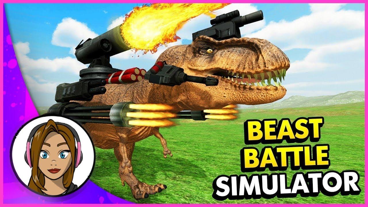 Beast Battle Simulator Gameplay