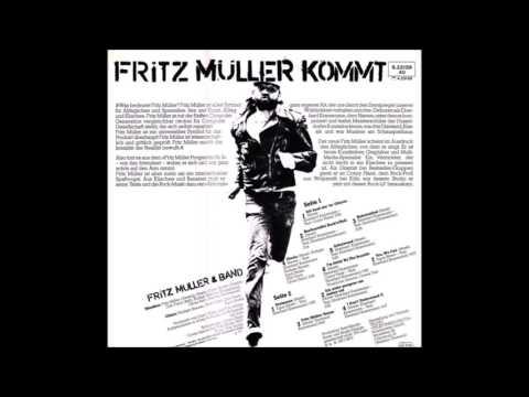 Fritz Müller - Ich kauf mir 'ne gitarre (1977)