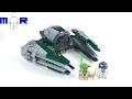 default - LEGO Star Wars Yoda's Jedi Starfighter 75168 Star Wars Toy