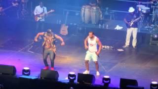 Yuri da Cunha ao vivo no Meo arena 2014 - Tu és para mim/ Timidez com Walter Ananaz