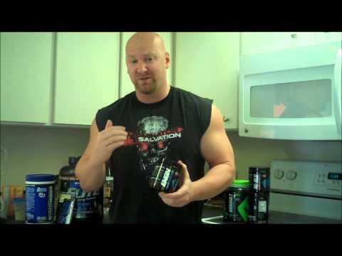 Jason's ENGN Review | EVL (EVLUTION NUTRITION) | ENGN Pre-Workout