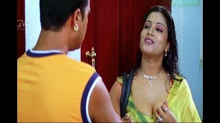 Lady is always ready comedy | Ragini IPS Kannada Movie | Kannada Comedy Scenes 342