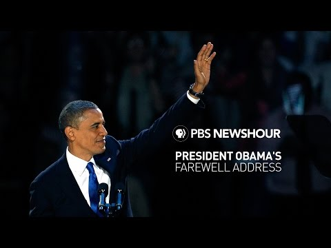 Thumbnail: Watch Live: President Obama's farewell address