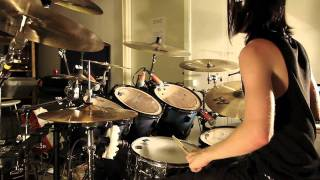 Arch Enemy - Yesterday Is Dead And Gone   Drum Cover by Tim Schärdin