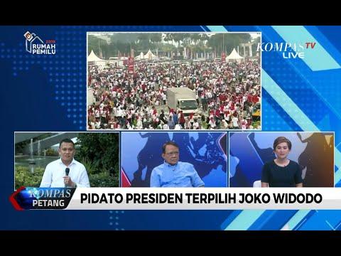 Dialog: Pidato Presiden Terpilih Joko Widodo (1)