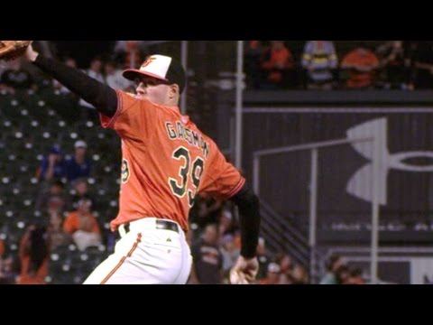 TOR@BAL: Gausman fans 10 to set career high in win