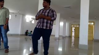 Chand chupa dance by birju...