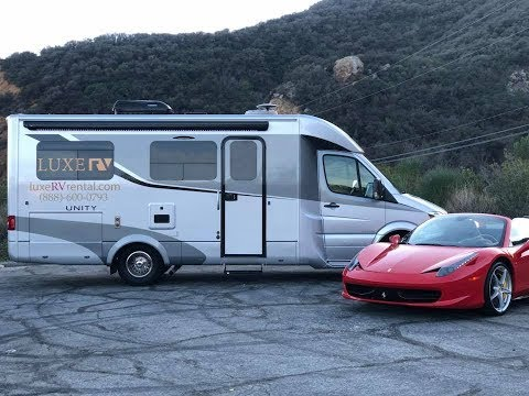 Visit California - Malibu - Big Sur - Coachella - Burning Man - Luxe RV