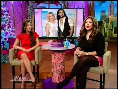 Siggy Flicker - Relationship Expert on Wendy Williams - YouTube