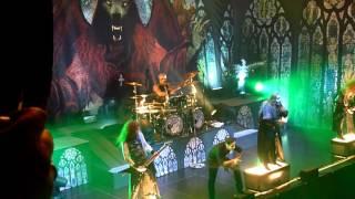 Powerwolf - Armata Strigoi live @ Turbinenhalle 2 Oberhausen 02.10.2015