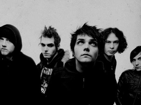 My Chemical Romance | The Light Behind Your Eyes | 1 hour